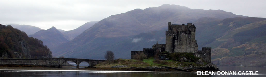 Photograph of Eilean Donan Castle