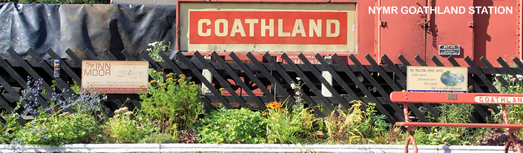 Photograph of Goathland Station